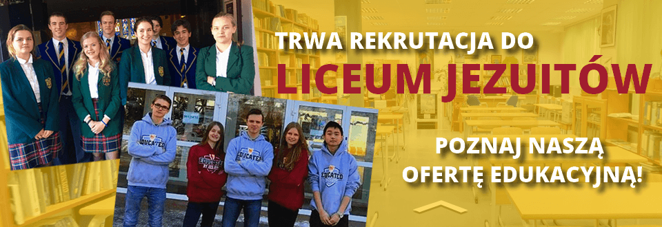 liceum baner Liceum 2021/2022