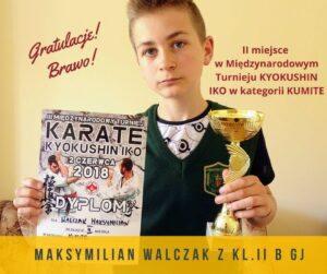 Maksymilian Walczak 5 300x251 Nasze sukcesy