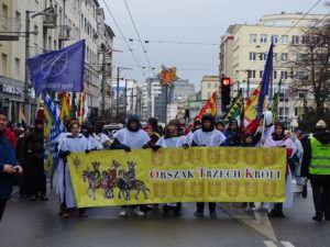 DSC09534 300x225 Na Gdyńskim Orszaku Trzech Króli