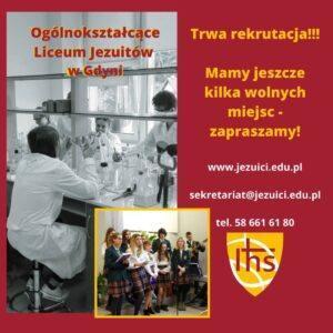 kilka wolnych miejsc OLJ 300x300 Mamy jeszcze kilka wolnych miejsc do I klasy Ogólnokształcącego Liceum Jezuitów